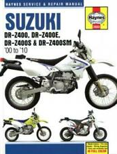 Haynes Workshop Manual Suzuki DR-Z400 E S SM 2000-2010 Service Repair