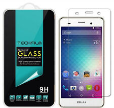 TechFilm Tempered Glass Screen Protector Saver Shield For BLU Advance 5.0 HD