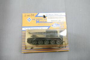 Roco Z-140.59 Abschleppanzer T 121 New Boxed H0 1:87 (K20)