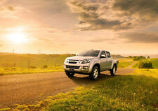 2012 ISUZU DMAX NEW A1 CANVAS GICLEE ART PRINT POSTER