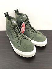VANS Mens SK8 Hi MTE DX All Weather Skate Shoes Grape Leaf Olive Green Sz 9.5