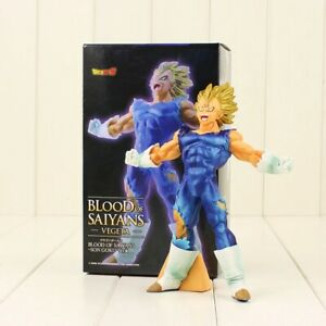 Majin Vegeta Dragon Ball Z action figure toy model SSJ2 figurine doll PVC 18cm