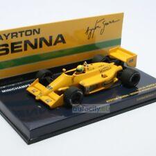 1 43 Minichamps Lotus Honda 99t Ieger GP Monaco Senna 1987
