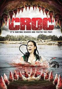 Croc    ***NEW DVD***