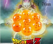 DRAGON BALL Z Crystal Ball 1:1 7pcs/set Seven Stars Ball Extra Large Size 76mm