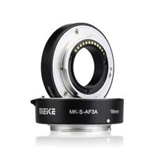 Meike Extension Tube set af 3a Nikon 1 Mount frase 10mm + 16mm