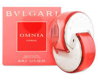 Bvlgari Omnia Coral Edt Eau de Toilette Spray 65ml NEU/OVP