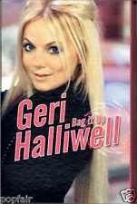 GERI HALLIWELL - BAG IT UP 2000 UK CASSINGLE CARD SLEEVE SLIPCASE RARE CONDITION