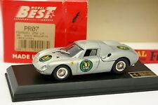 Best 1/43 - Ferrari 250 LM 30ans Silver