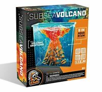 Educational Play Subsea Volcano STEM Science Kit Kids Fun Experiment Game GIFT