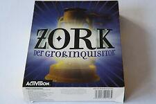 Zork  -  Der Großinquisitor   (PC-CD)   Neuwertig      Karton Box / Big Box