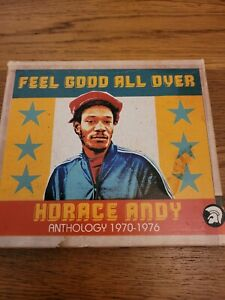 Horace Andy - Feel Good All Over. Anthology 1970-1976 CD 2 discs (2002) Trojan