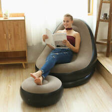 Large Bean Bag Sofa Chair Indoor Outdoor Couch Cover Kids Adults Gaming Chair