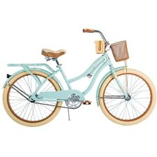 Huffy 54578 Nel Lusso 24 inch Cruiser Bike - Mint Green girls