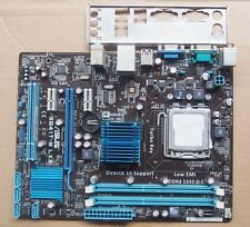 ASUS P5G41T-M LX3 intel G41 Motherboard with IO shield 775 LGA 775 DDR3