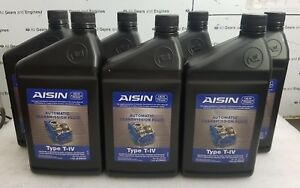 hyundai i30 genuine aisin oem atf-0t4 automatic transmission gearbox oil 7L