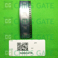 3PCS NJM2121M IC OPAMP GP 14MHZ 8DMP NJR