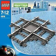 LEGO Lego 9V Train Rail Crossing 4519