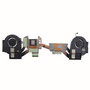 NEW Dell Precision 7530 M7530 NV-128 AT26J007ZAL Heatsink W/Fan B02 YHP4Y 0YHP4Y