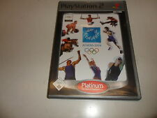 PlayStation 2  PS 2   Athens 2004 (Platinum)
