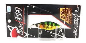 Jackall Metal Jig Lizinc 3/8 oz HL Gold Gill (9120)