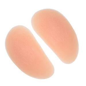 Women Sexy beige Silicone Hip Up Pads Butt Enhancer Booster DT