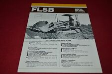 Fiat Allis FL5B Loader Crawler Tractor Dealer's Brochure DCPA6 Ver3