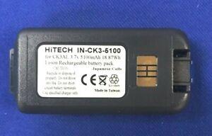 10 of Hitech Intermec CK3,CK3al#AB18,318-034-001..Fresh Li-ion 5.2A battery pack