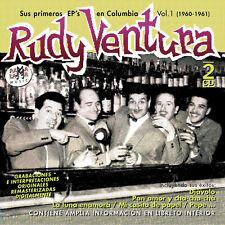 RUDY VENTURA-1960-1961-2CD