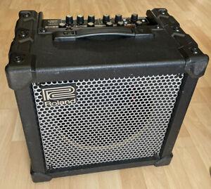 Roland Cube 40XL Cosm Amplifier Looper Guitar Bass Rare Estate Clearance P&P