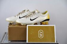Nike Mercurial Vapor III 3 FG Gr. 40 UK 6 Classic Boots soccer Shoes MV gold