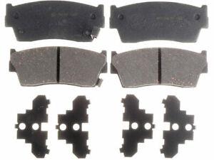Front Brake Pad Set 4ZHD47 for Sidekick X90 1989 1990 1991 1992 1993 1994 1995