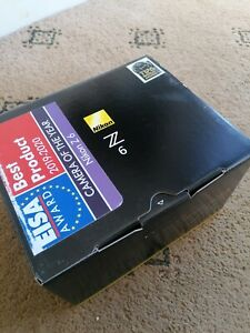 Nikon Z6 24.5 MP Mirrorless Camera - Black (Body Only) Brand New