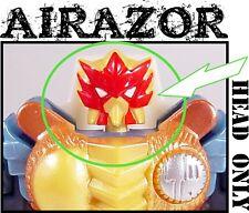 Transformers Beast Wars _ Transmetals _ Airazor _ ** Robot Head **