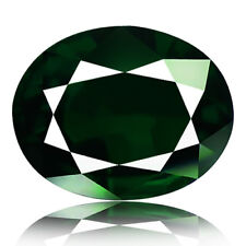 2.31ct Flawless 100% Natural earth mined intense chrome green color tourmaline