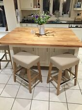 Kitchen Island Rustic hand made - The Morston