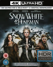 Snow White and the Huntsman: Extended Version Blu-ray (2016) Kristen Stewart