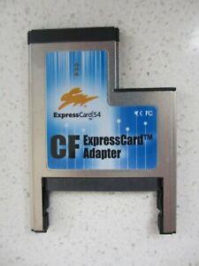 ExpressCard  54  compact flash car reader