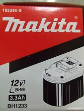 Genuine Makita 12v Battery BH1233 3.3Ah NI-MH 193348-8
