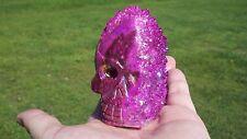 14.4 oz. Purple Quartz Crystal Skull