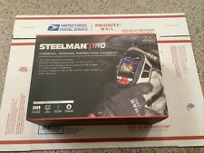Steelman Pro Sti 240 Thermal Imager Camera24 Color Lcd9hz With Case And Box