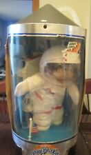 1986 Cabbage Patch YOUNG ASTRONAUT Doll w/Flag in Original Rocket Ship Box