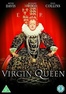 The Virgin Queen (Bette Davis, Richard Todd, Joan Collins) New Region 4 DVD