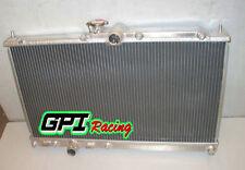 aluminum alloy radiator FOR Mitsubishi Lancer EVO 7/8/9