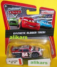 O - RE VOLTING - No 84 Piston Cup Disney Cars coches racing diecast racer auto