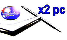 From OZ Quality 2PC WATCH REPLACEMENT STAINLESS STEEL SPRING BAR PIN ALL SIZES +