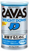 ☀SAVAS Protein Body Weight Down Soy Protein and 11 Vitamins Yogurt Flavor 336g