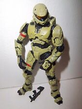 Halo 3 Series 3 **OLIVE ROGUE SPARTAN** Figure 100% Complete w/ Weapon!!