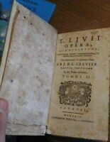 T. Livii Opera, quae supersunt, Obfucuriorum locorum interpretationibus, II Tomo