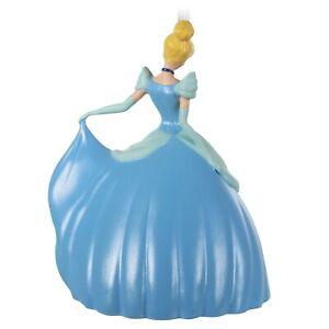Disney Princess Celebration Cinderella Porcelain Ornament